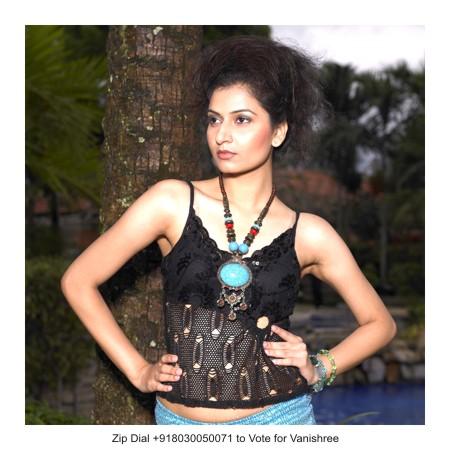 Re: Nesha Barahmand-Spotted at Bangalore Auditions